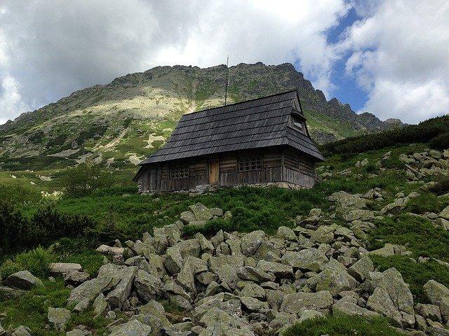 horská chatka