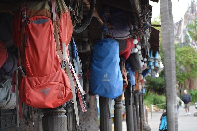batohy na výlet