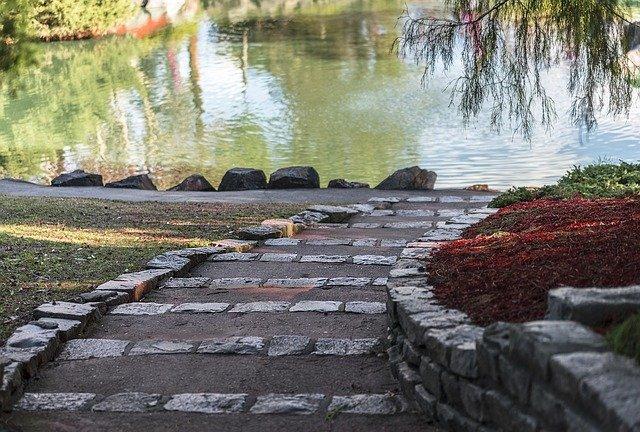 japonské zen zahrady
