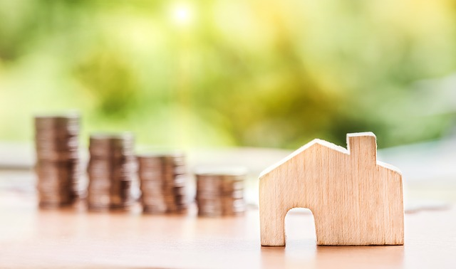 finance na bydlení