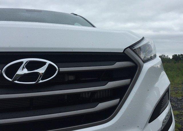 znak Hyundai