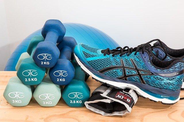 sportovní potřeby